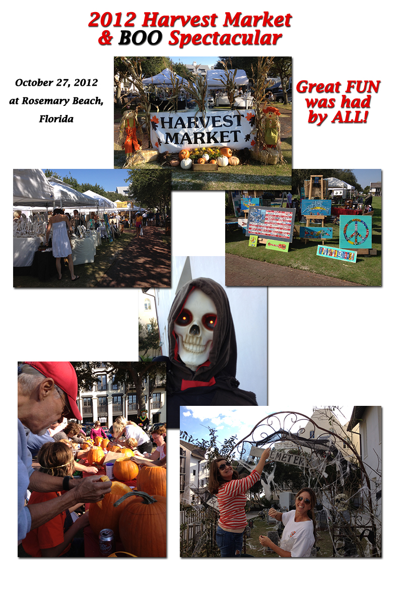 2012 harvest market and boo spectacular